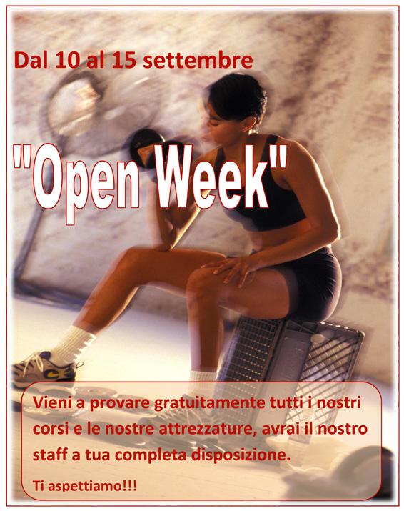 Open-Week