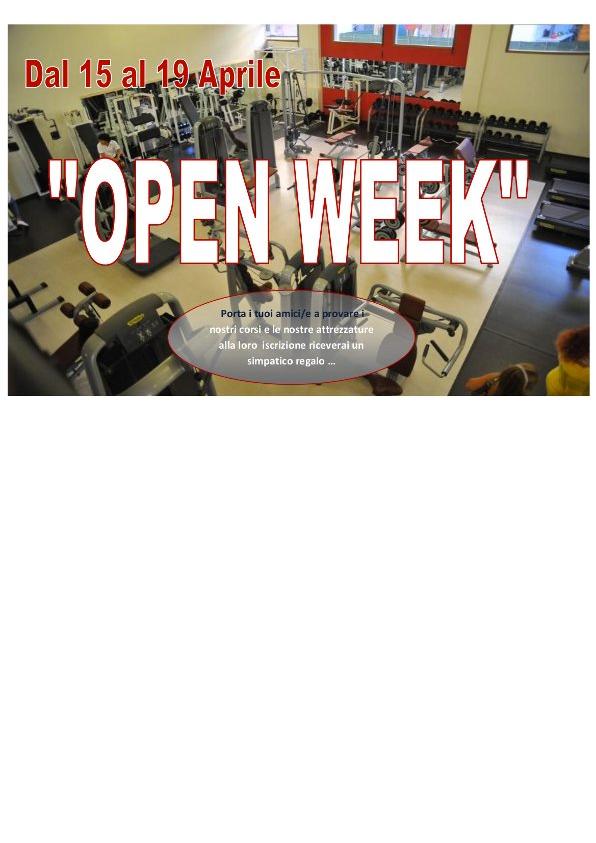 openweek