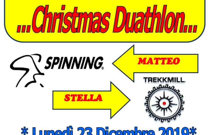 Christmas Duathlon